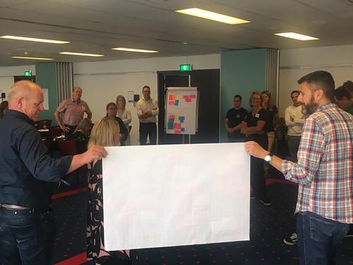 Fundraising/Communication 'Skill-Share' Meeting 2017