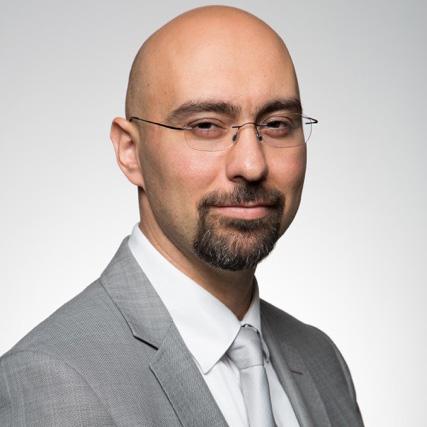 Portrait photograph of Prof Güneş Erdoğan