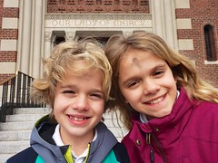 The Kids On Ash Wednesday