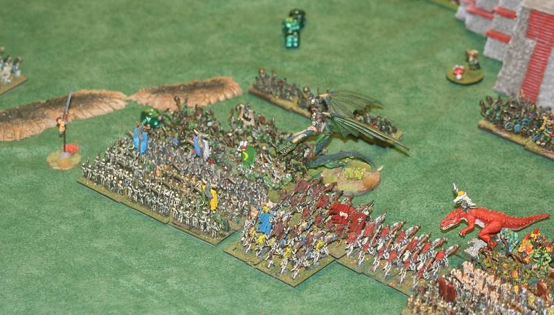 [4000 - Orcs+HL vs Khemri] La bataille des pyramides noires 32439627377_4077a3fb55_c