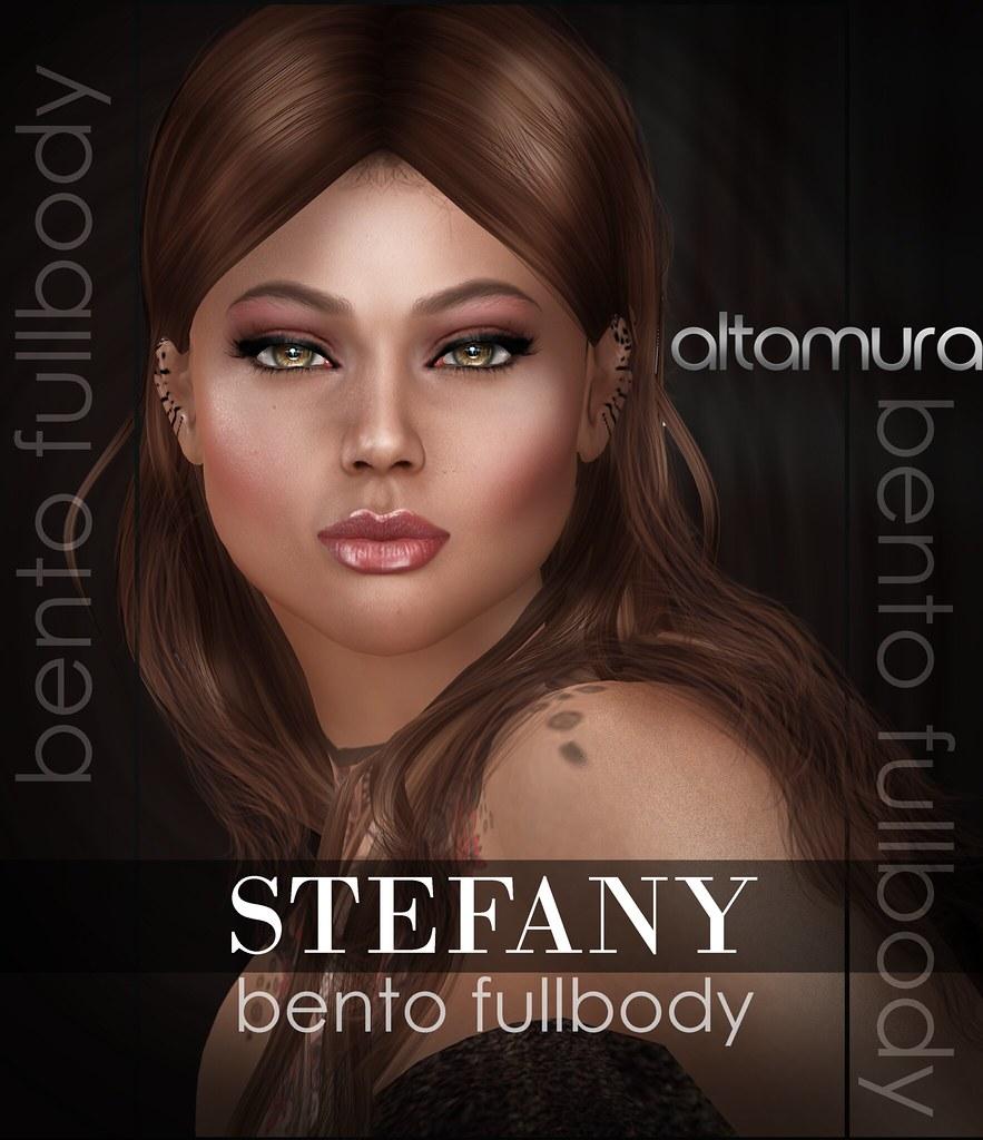 STEFANY FULLBODY - TeleportHub.com Live!