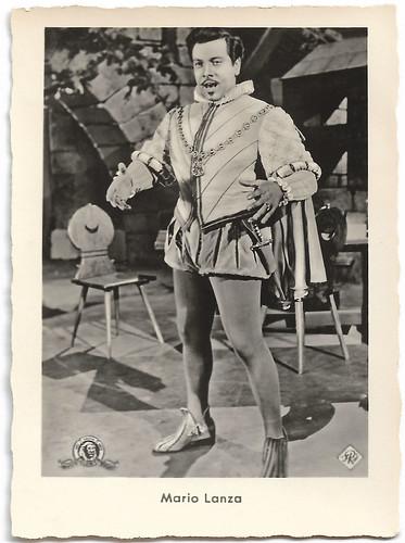 Mario Lanza in The Great Caruso (1951)