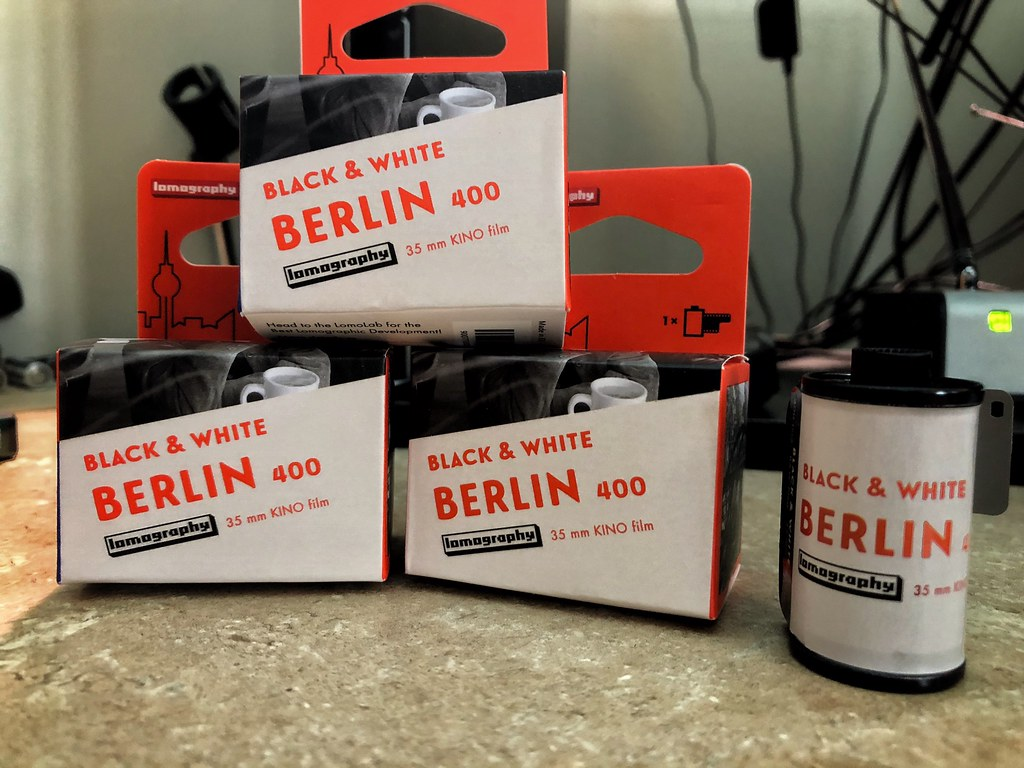 Film Review Blog No. 35 - Lomography Berlin 400