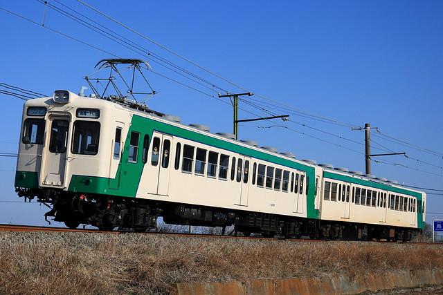 上信電気鉄道デハ1形電車 - JapaneseClass.jp