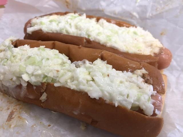 Sams Hot Dog Stand