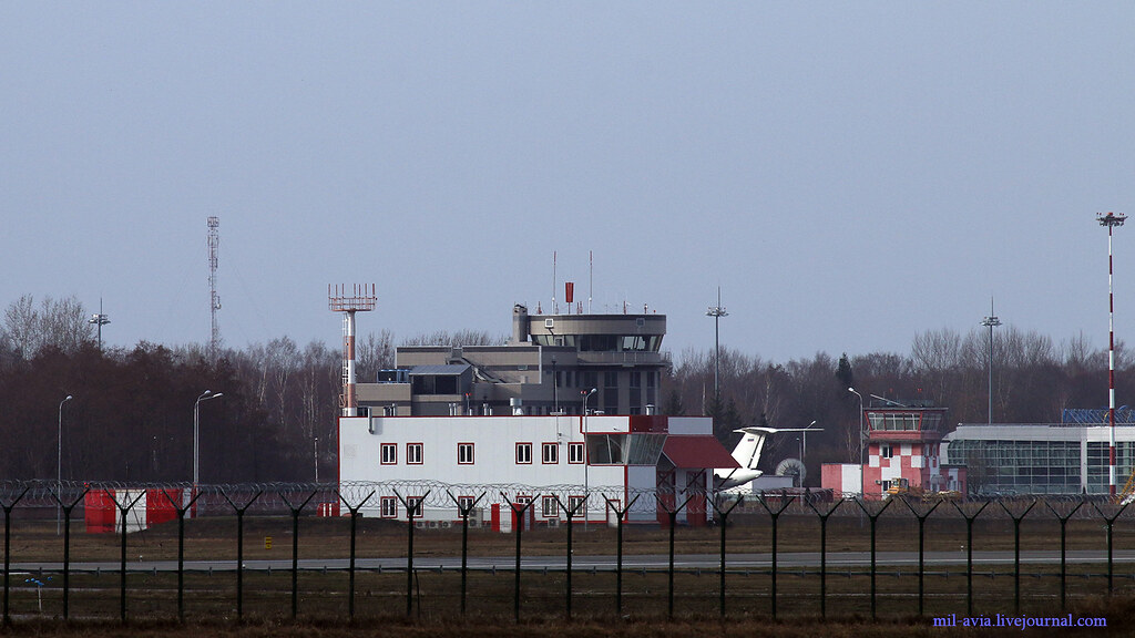 Khrabrovo airport