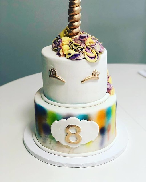 Unicorn Cake from Cakes by Celia