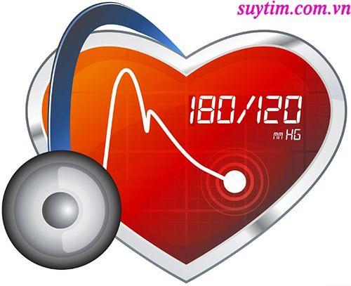 Theo nghiên cứu Framingham, ở người cao tuổi có đến 68% các trường hợp suy tim là do tăng huyết áp