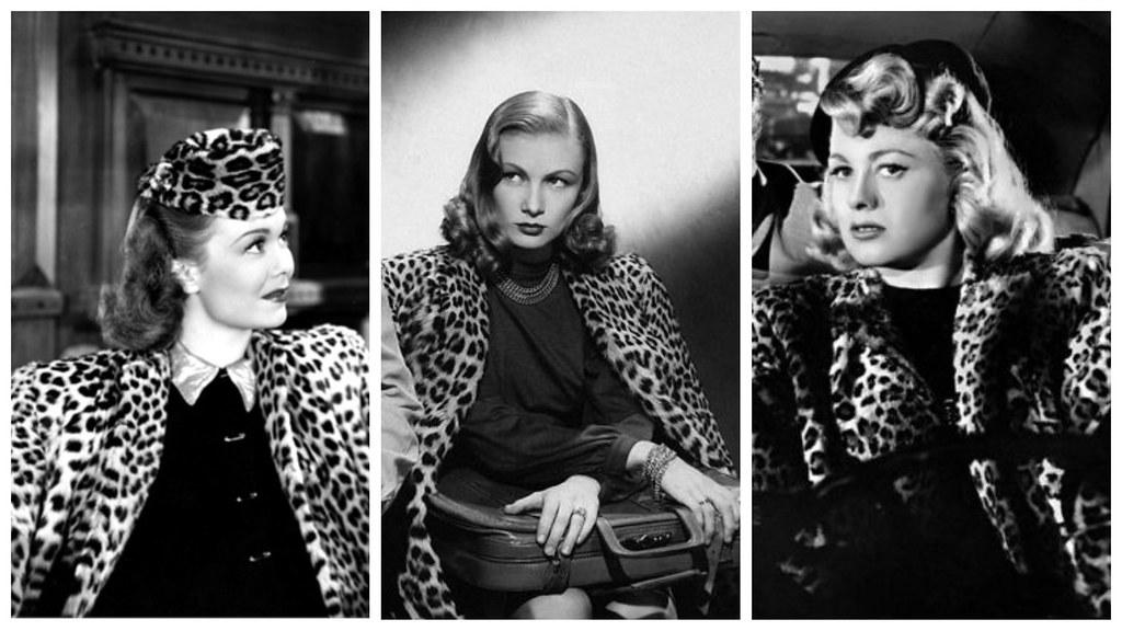 Слева направ Джейн Уайман в фильме Потерянный уикэнд (1945), Вероника Лейк в фильме Сайгон (1948), Шелли Уинтерс в фильме Плач большого города (1948)