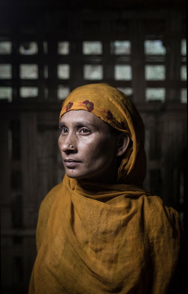 Rohingyas sauvés des flammes (part2)
