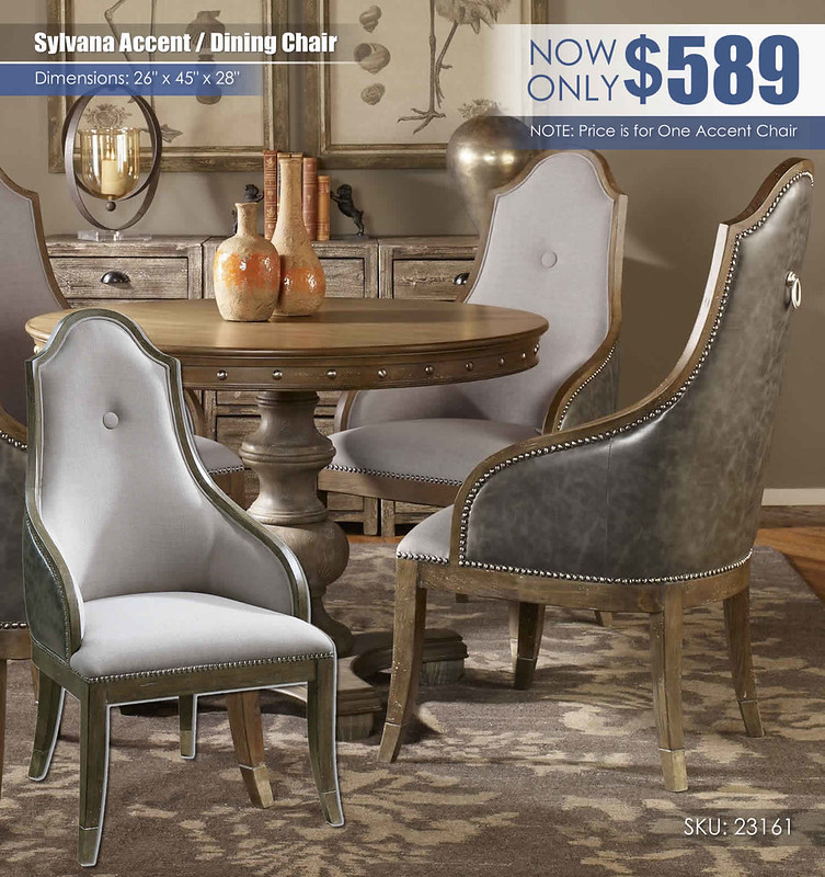 Sylvana Accent Chair_23161