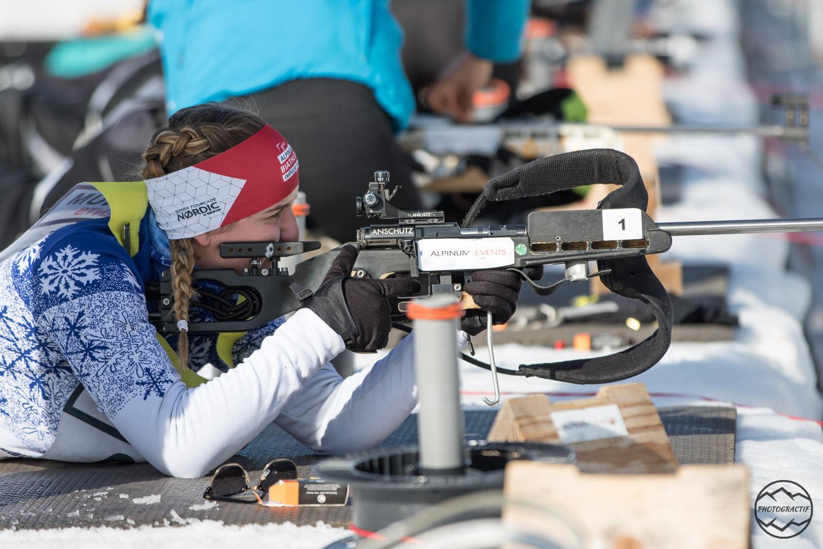 Biathlon Alpinum Les Contamines 2019 (67)
