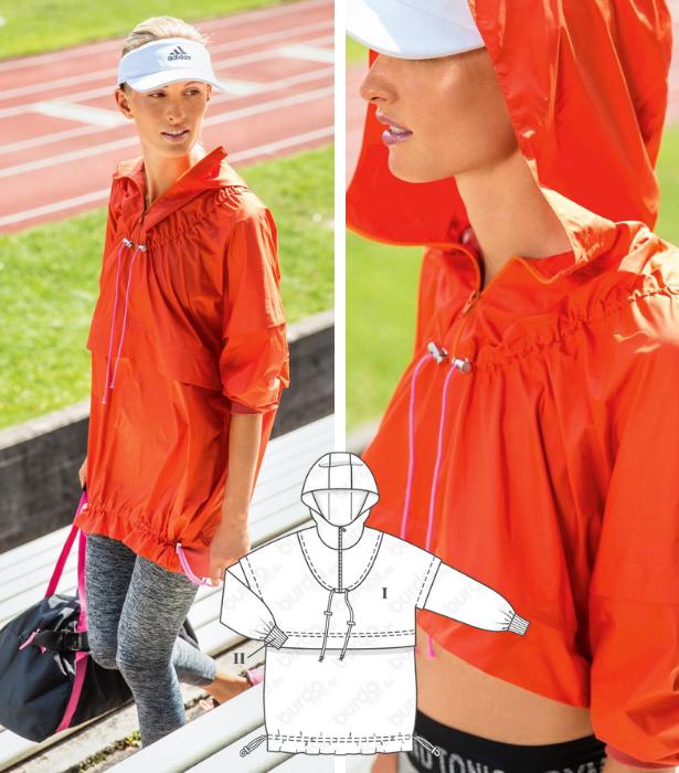 Track Jacket Pattern