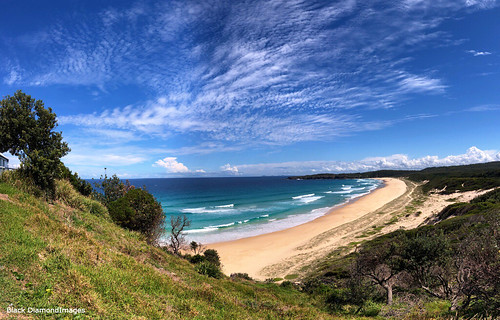 Lighthouse Beach, Sugarloaf Point, Myall Lakes National Park, Seal Rocks, Mid North Coast, NSW