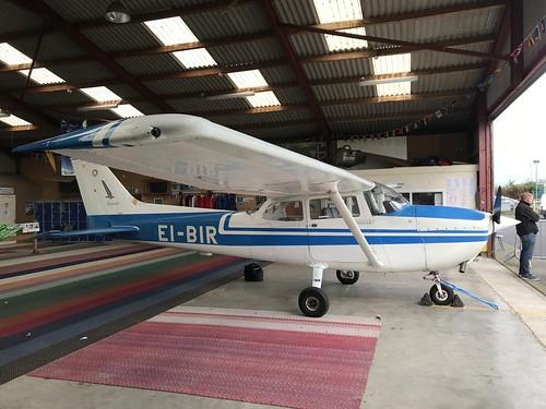 EI-BIR, Cessna 172 (1225), Clonbullogue 24th March 2019