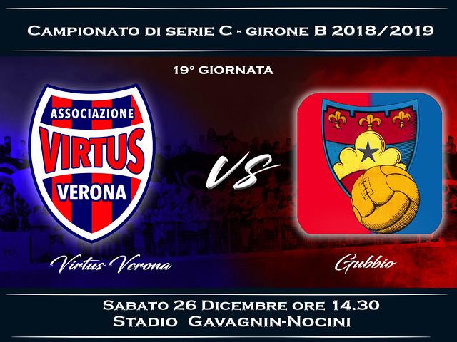 Virtus Verona - Gubbio 3-1 FINALE