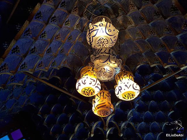 Casa Vicens primera casa modernista diseñada por Gaudi (9)