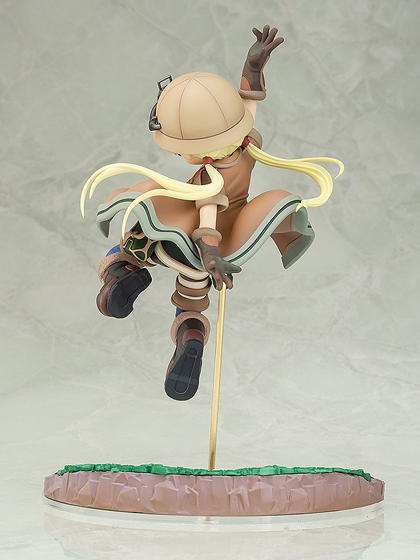Chara-ani《來自深淵》莉可 1/6比例模型(メイドインアビス リコ 1/6スケールフィギュア)