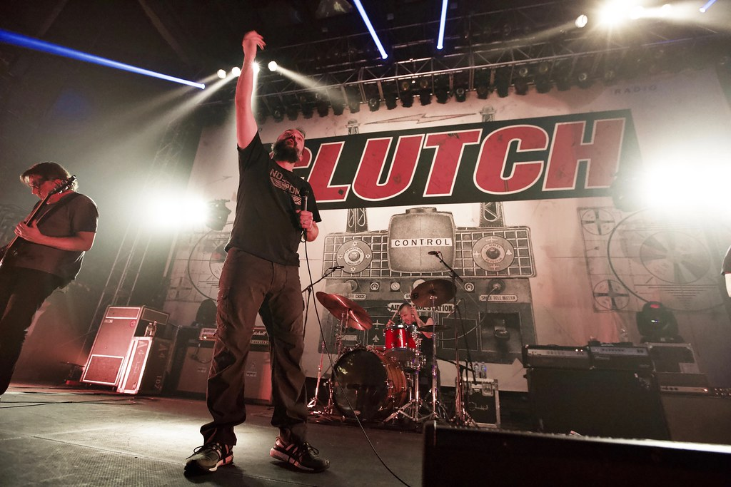 Clutch at Rams Head Live - ParklifeDC
