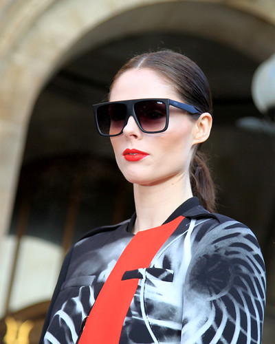 Coco Rocha Paris Fashion Week