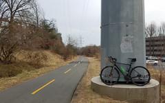2019 Bike 180: Day 18 - Rail Trail