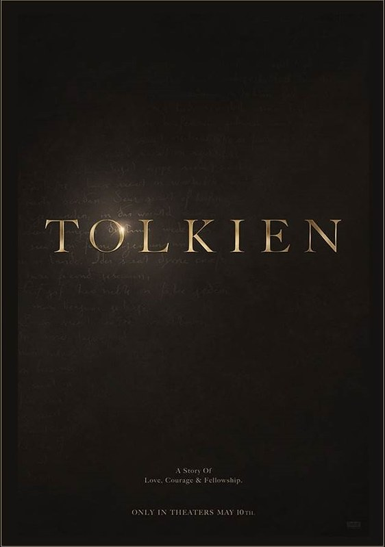 Tolkien - Trailer - Promo Poster