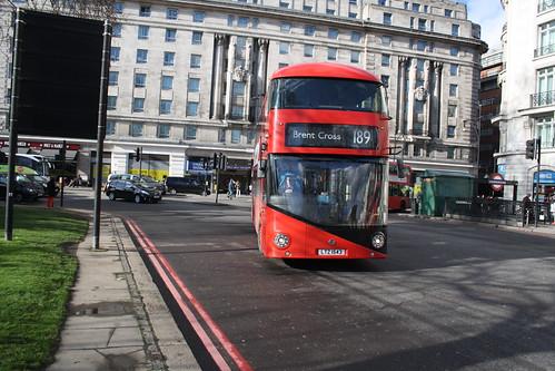 Metroline LT543 LTZ1543