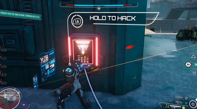 Crackdown 3 - Hacks