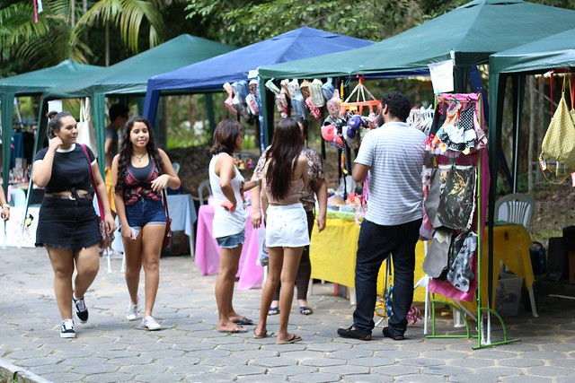 03.03.19 - Fuá movimenta o Parque do Mindu com público de 3 mil pessoas