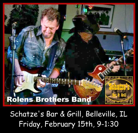 Rolens Brothers Band 2-15-19