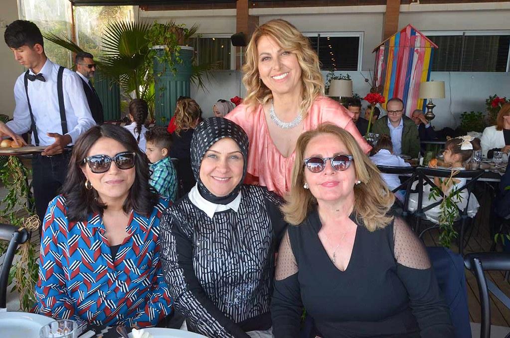 Besna Türkdoğan, Yıldız Yücel, Sevim Bulut, Nevriye Eğilmez