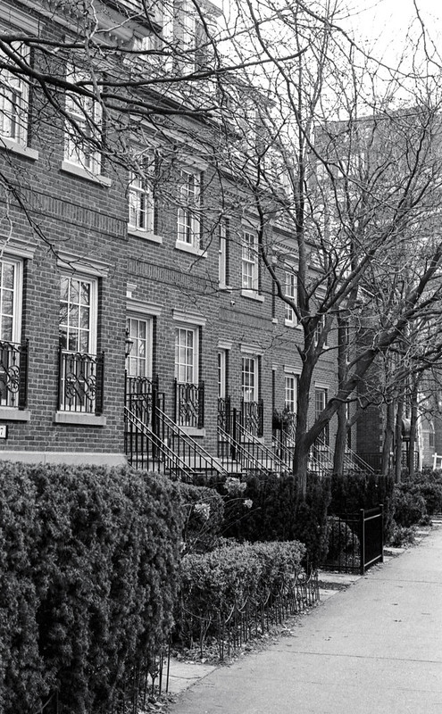 Yorkville Town Houses on Davenport