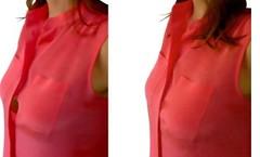 pinx shirt gap solution