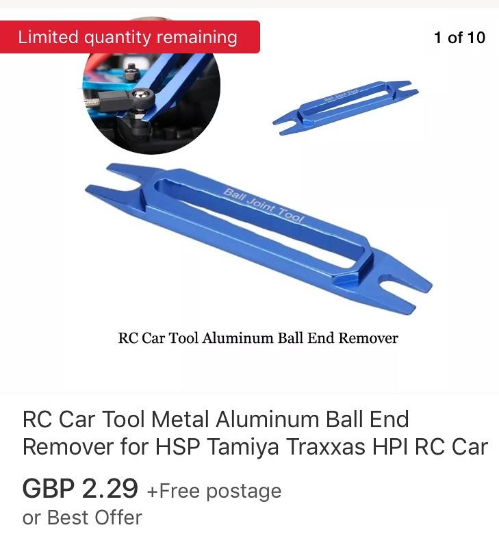 Ballstud remover