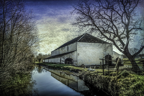 Gentinnes :: Ferme du Moulin