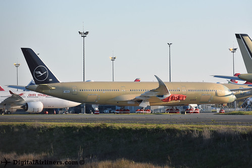 F-WZGA / D-AIXO A350‑941 314 Lufthansa