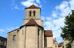 L'église Sainte-Croix, Le Bouyssou - Photo of Cardaillac