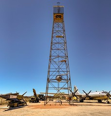 The National Museum of Nuclear Science & History:  Re-creation of The Trinity Site, including the