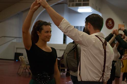 1950's Swing Dance (01/12/19)