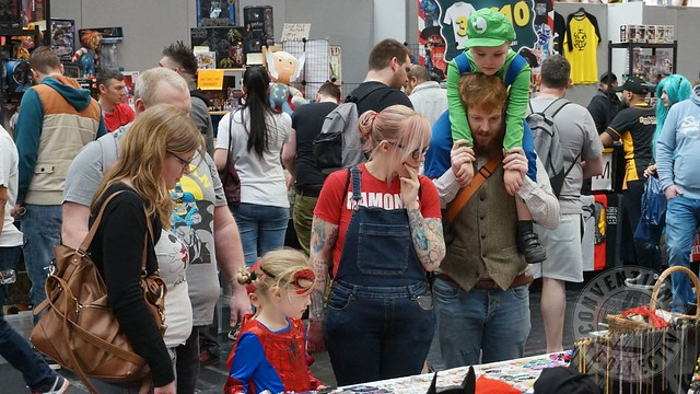 mcmBHR19 - MCM Birmingham Comic Con, March 2019 (Photo Gallery, Leonard Sultana) 91