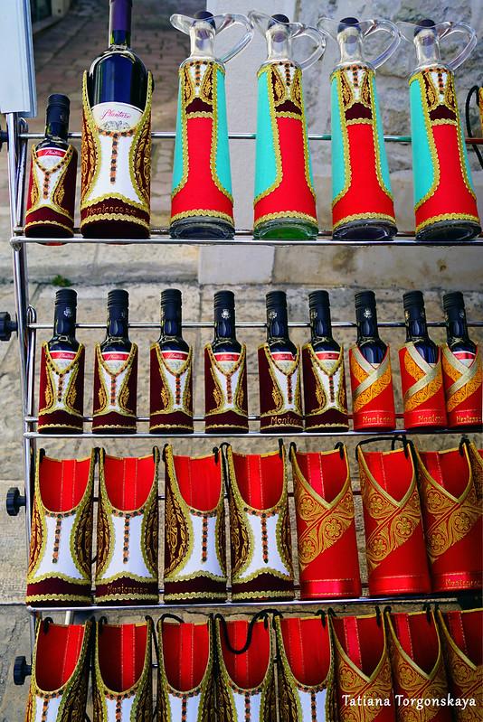 Черногорские сувениры