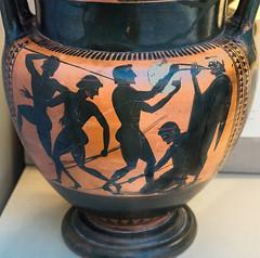 """Athletes XXII: Athletes and """"Auletai"""""""
