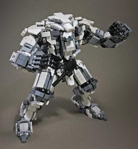 LEGO Robot Mk17-07