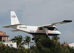 VP-AAS Anguilla Air Services