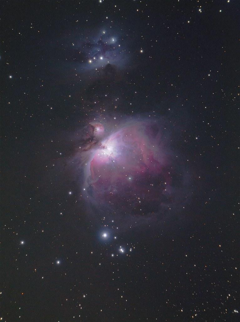 M42 (2017/10/26) (HDR x wavelet)