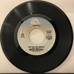 ARETHA FRANKLIN:JUMP TO IT(RECORD SIDE-B)