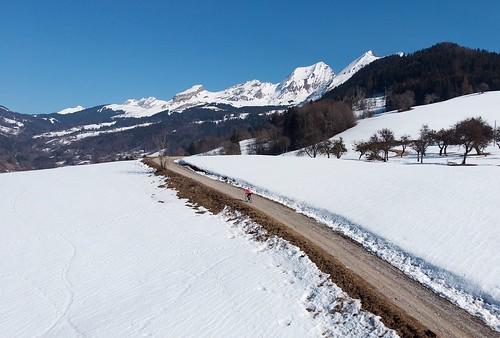 Gravel Detour above Col de l'Epine