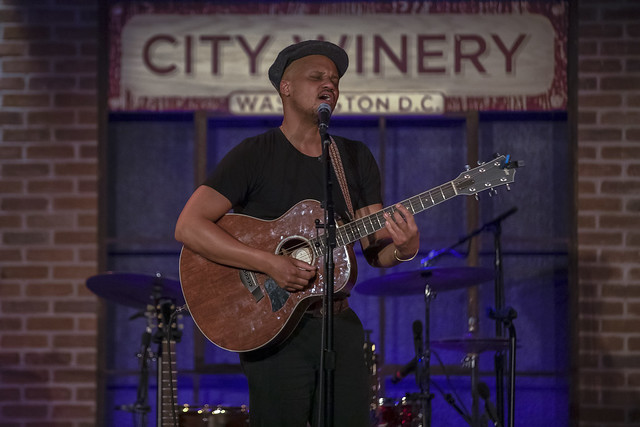 Live Review: Son Little @ City Winery — 2/26/19 | Parklife DC