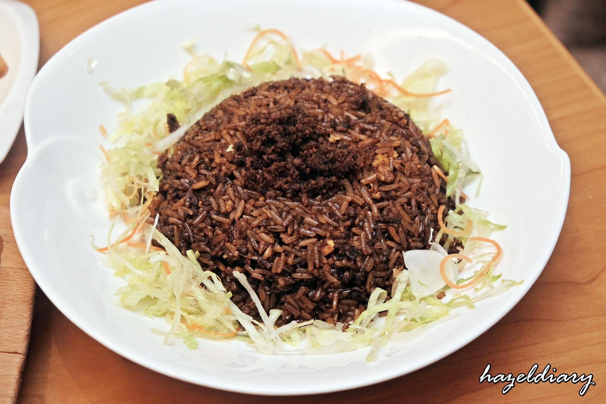 New Ubin Seafood Zhongshan Park-Heart Attack Rice