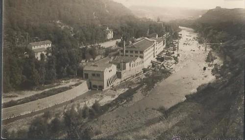 fàbrica Baurier colònia Salou postal